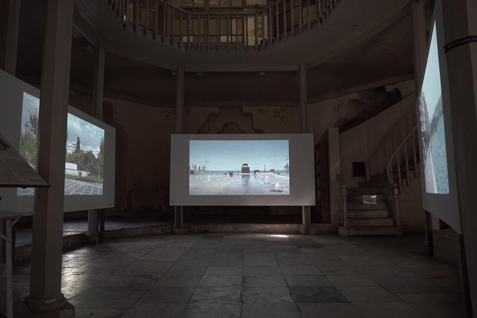 Alexandros Kaklamanos   Invisible City